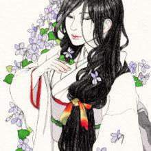 装画 『ガキバラ』(文芸社)