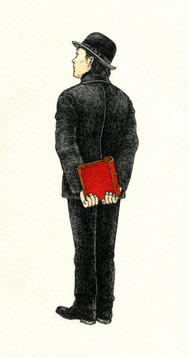 「ムットーニのからくり文学館 ― 綴じられた時間の物語 ―」 カット